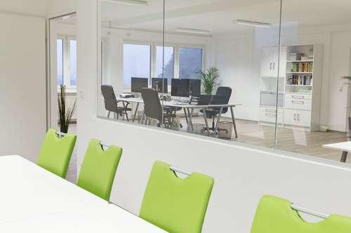 Bürogemeinschaft / Einzelner Schreibtischplatz für Einzelunternehmer und Freelancer