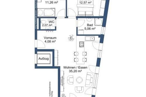 Schwaz LP4 - Top 8 - 3-Zi.-Wohnung