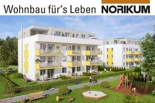 Lambach, Wohnpark Lenaustraße - schöne Familienwohnung mit Dachterrasse - Whg. A2/10/3.OG