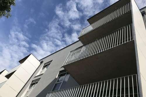 Sehr helle 3-Zimmer-Wohnung in sehr guter, zentraler Lage mit Balkon - Erstbezug