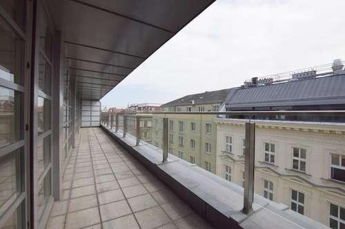 Dachgeschoss - Terrassenhit in Toplage