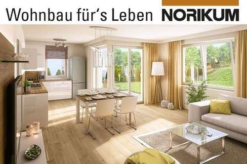 Vöcklabruck, Wohnpark Schöndorf - wunderschöne Wohnung mit Eigengarten - Wg. C1/1/EG
