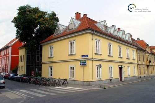 Altbau: Freundliche 3 Zimmer Wohnung in zentraler und ruhiger Lage / Geidorf-Laimburggasse 9 - Top 6