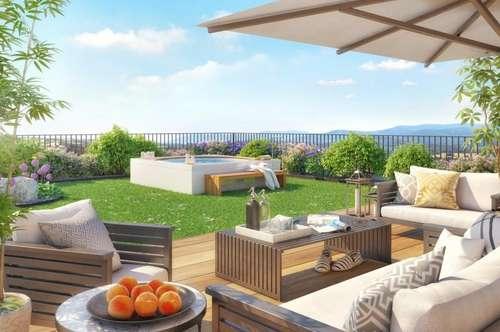 Projekt Schönbrunngasse am Rosenberg- * Penthouse Top 5- Zimmer-Wohntraum *