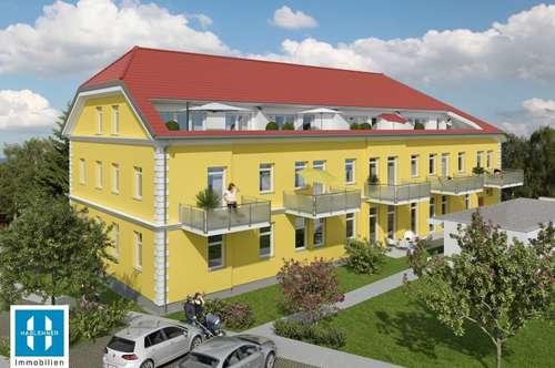 Stilvoll Wohnen in Peuerbach - 9 moderne, neue Mietwohnungen von 46 - 84m²