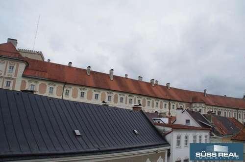 Wohnen mit Blick auf Schloss Lamberg