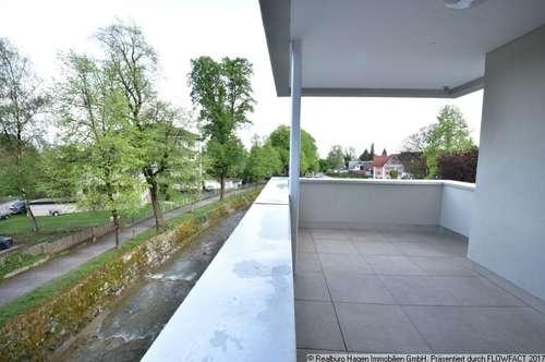 3 Zimmer Neubauwohnung direkt am Emsbach!