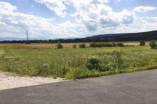 Industriebauland mit ca. 3.736 m² im Gewerbepark Bad Fischau an der B21