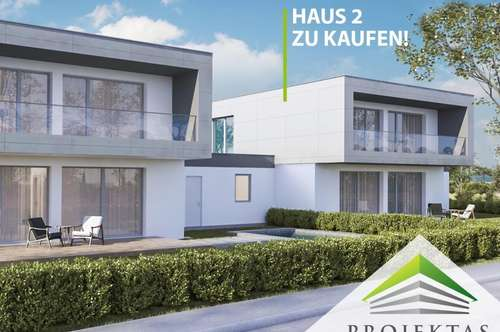 BAUSTART ENDE AUGUST! Modernes Neubauhaus am Pöstlingberg!