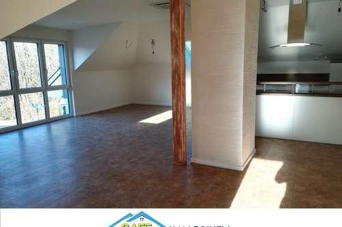 Velden am Wörthersee: Erstbezug! Hochwertige DG-Wohnung mit Fußbodenheizung in Seenähe!