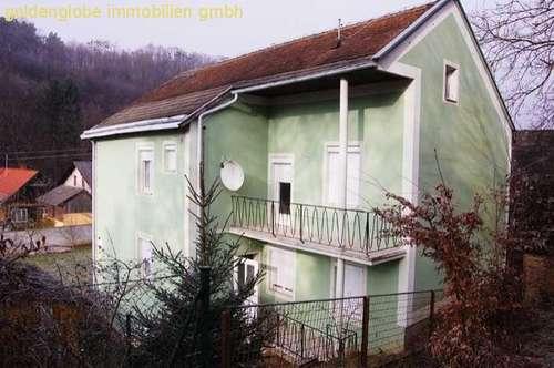 Herrliche Ruhe! - Familienhaus, ca.130m² - mit Garten!