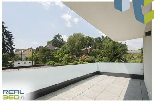 DIE PERFEKTE 2 ZIMMER WOHNUNG in Leonding/Untergaumberg mit sonniger Terrasse und Tiefgarage!