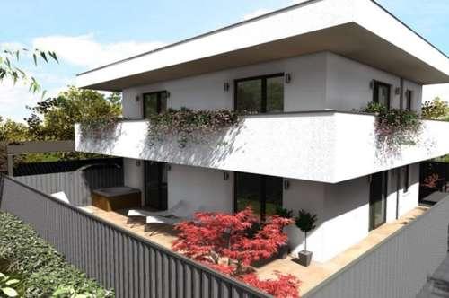 Moderne, hochwertige 3-Zimmer-Wohnung mit riesiger Terrasse oder Garten!