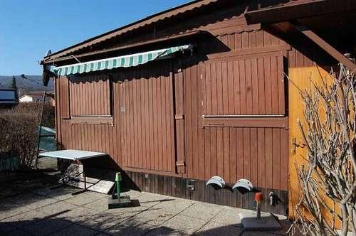 Großes Mobilheim auf Pachtgrund, Obj. 12296-SZ