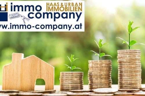 Über 32.000€ Einnahmen p.a.!!! JETZT anlegen und sinnvoll investieren im Bezirk Mattersburg!