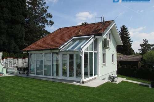 1170 Wien Kleingarten-Traumhaus am Schafberg auf großem Eigengrund