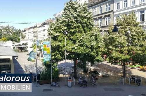 HELLES ALTBAU BÜRO - WINTERGARTEN - BEIM YPPENMARKT - BESTE VERKEHRSANBINDUNG