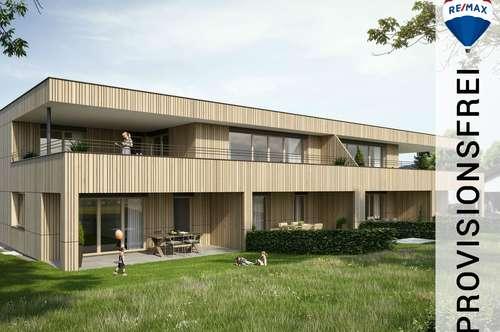 Neubau: 4 Zimmer - Wohnung im Dachgeschoss (Top 5)   grosszügige Dachterrasse (ca. 64 m²)