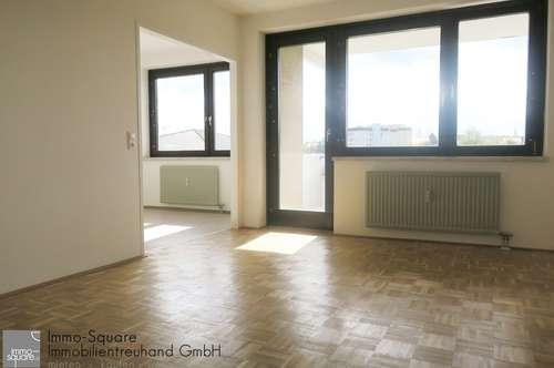 Zentrumsnahe, gemütliche 3-Zimmer-Wohnung mit Loggia