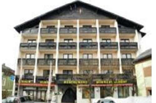 Gebotsobjekt mit ca 9 % Rendite Hotel 35 Zimmer inkl. Wohnung im 3 Ländereck mit 2200m2 Nutzf. 3700m2 Grundfl.