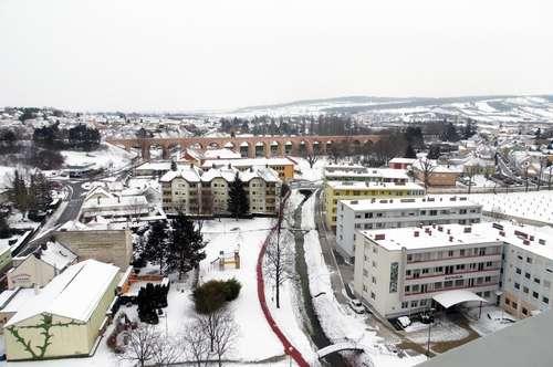 Wohnen über den Dächern von Mattersburg - generalsaniert