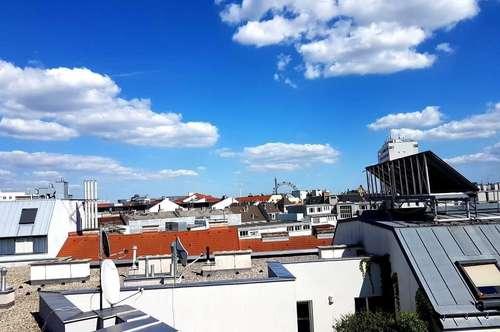 Prachtvoller, moderner Dachterrassentraum in hervorragender Lage