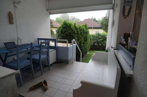 4 Zimmer Wohnung mit Terrasse und kleinem Garten