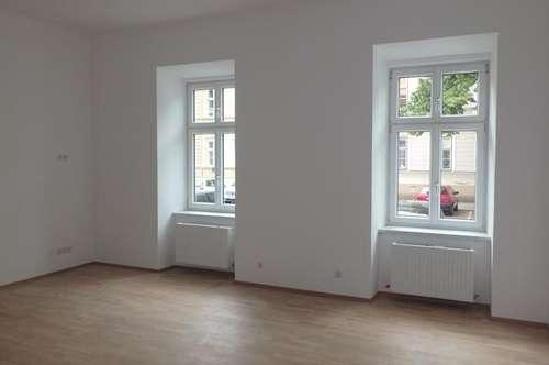 2-Zimmer Terrassenwohnung Nähe Stadtpark zum Erstbezug nach Renovierung