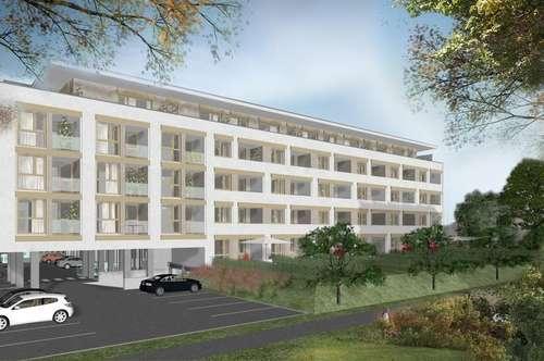 Penthouse-Wohnung in Neubauprojekt in Klagenfurt