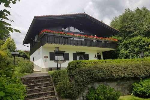 Ferienhaus in Ausblicklage am Verditz
