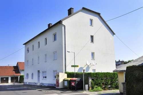Sanierte Altbauwohnung mit Garage und Gemeinschaftsgarten in Pyrach!