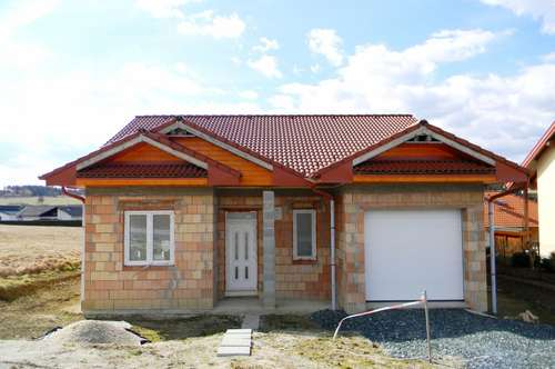 Niedrigenergiehaus - Neubau noch fertigzustellen - in Bad Tatzmannsdorf