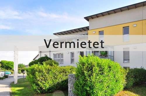 Helle Mietwohnung mit Dachterrasse, Tiefgaragenplatz und Küche!