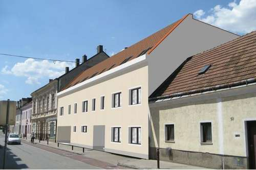 Stiege 1 Top 4 - Zwei-Zimmer-Wohnung. Eine Insel zum Träumen in der Wiener Straße