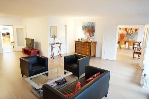 Lichtdurchfluteter, stilvoller Wohntraum auf 2 Etagen