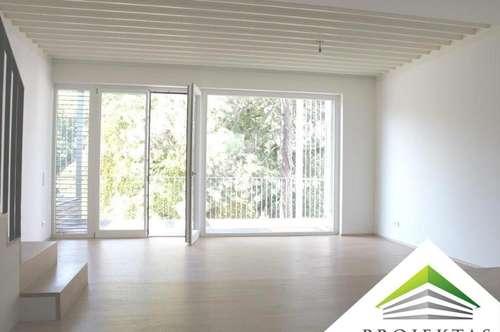 Moderne Maisonette-Dachgeschosswohnung über 2 Ebenen in der Innenstadt!