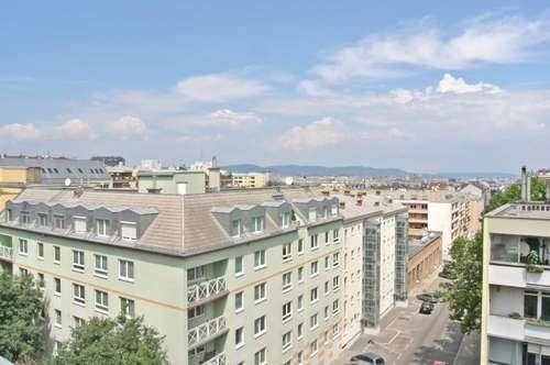 16EAST - Klein und fein! Helle Dachgeschosswohnung mit 2 Zimmern, nächst Troststraße