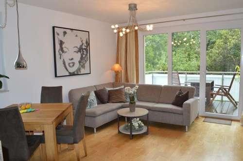 Ruhig gelegene 3-Zimmer Wohnung mit Süd-Balkon