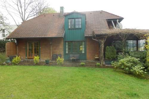 Einfamilienhaus in Traumlage im Wienerwald