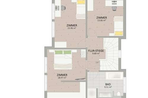 3400, Andreas Hofer-Straße, Herrlicher Blick auf Stift Klosterneuburg, Einzelhaus