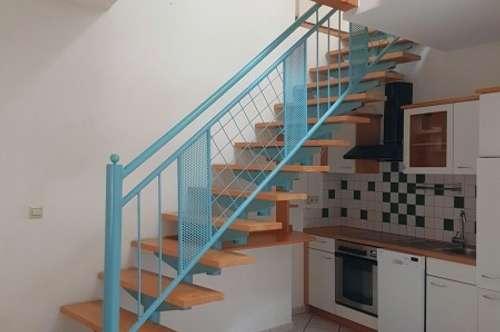 Außergewöhnliche ca. 78 m² Mietwohnung mit Galerie in Wolfsberg!
