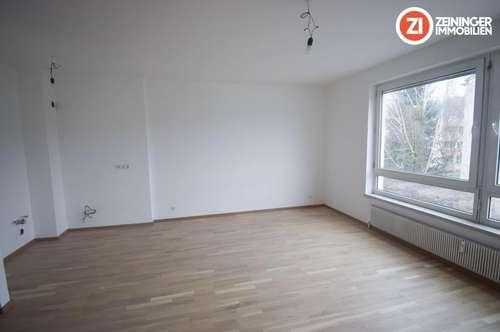 Naturnahe 2-Zimmer-Wohnung am Fuße des Freinbergs