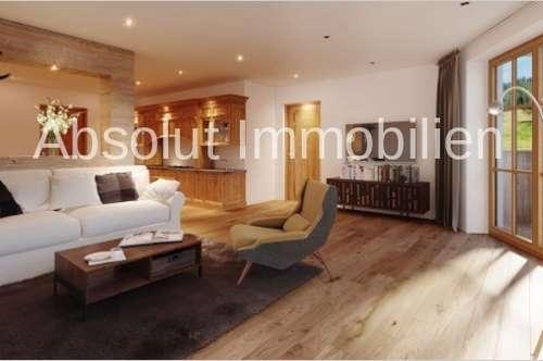"""Exklusive Appartements direkt am Skilift in """"Ski Amadé""""! BV m. 14 Wohnungen in Dienten am Hochkönig."""