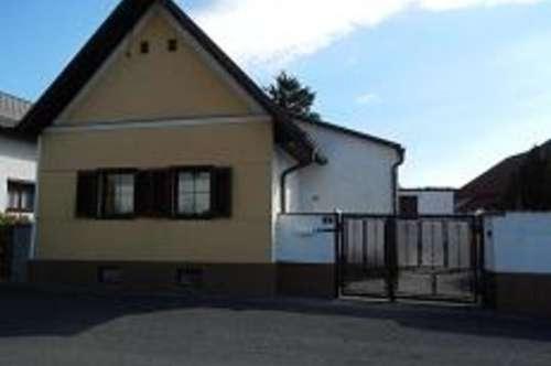Gepflegtes kleines Haus im Blaufränkischland