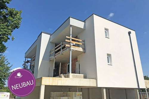Wunderschöne Neubauwohnung mit Balkon in Liebenau ...!