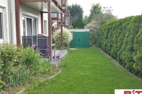 Erdgeschoss-Wohnung mit Garten, BIT Immobilien