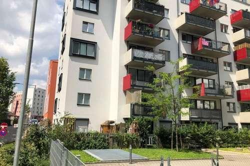 Neubau Wohnung mit Balkon am HAUPTBAHNHOF zu Vermieten!!!