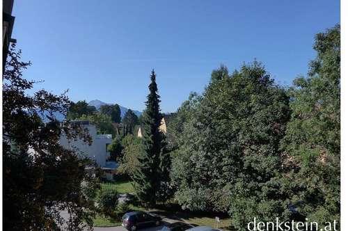 Sonnige 2 Zimmer Wohnung mit Balkon in Salzburg Stadt