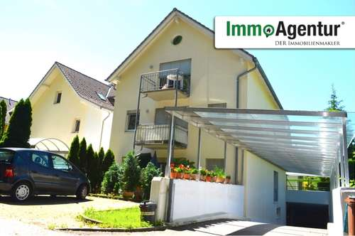 Tolle 1 Zimmer Dachgeschosswohnung mit Balkon in Feldkirch zur Miete