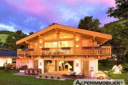 Exklusive Villa mit See- und Bergblick
